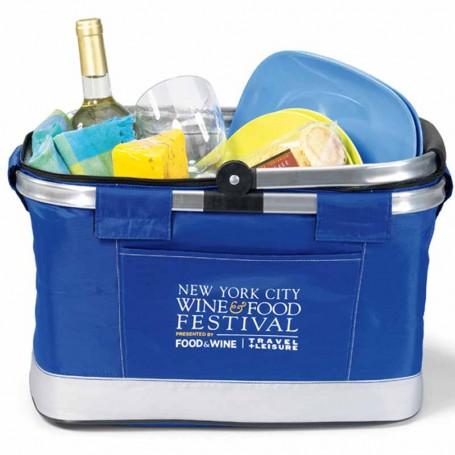 Printed All Purpose Basket Cooler