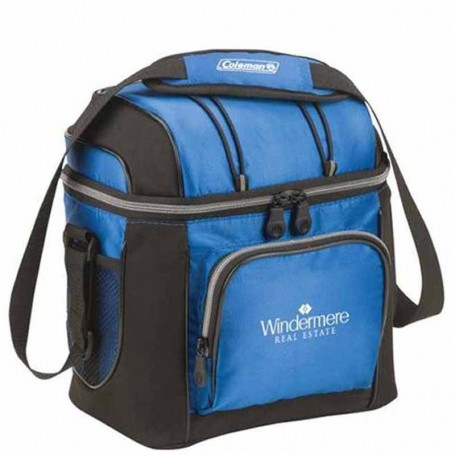 Customizable Coleman 9-Can Soft-Sided Cooler