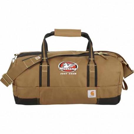 """Custom Logo Carhartt Signature 20"""" Work Duffel Bag"""