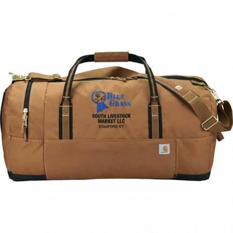 """Custom Carhartt Signature 30"""" Work Duffel Bag"""