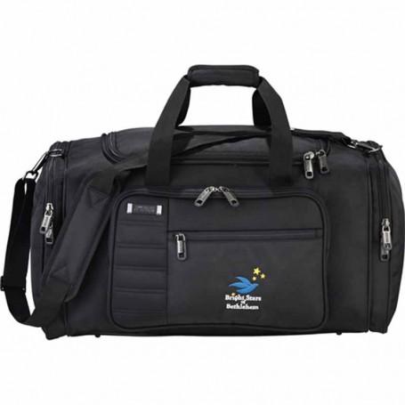 Logo Kenneth Cole Tech Travel Duffel Bag