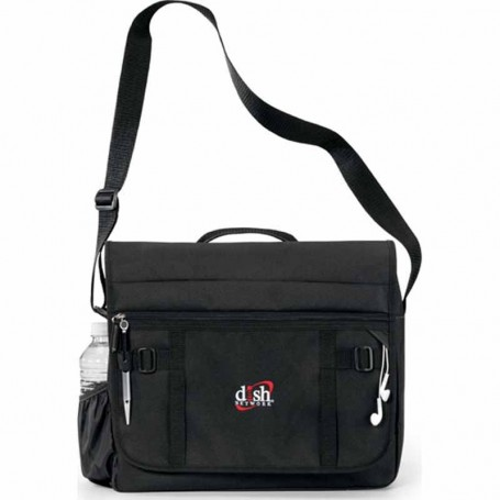 Logo Global Messenger Bag