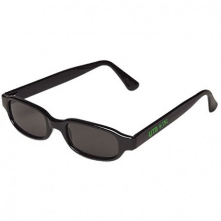 Classic Style Sunglasses with Dark Lenses