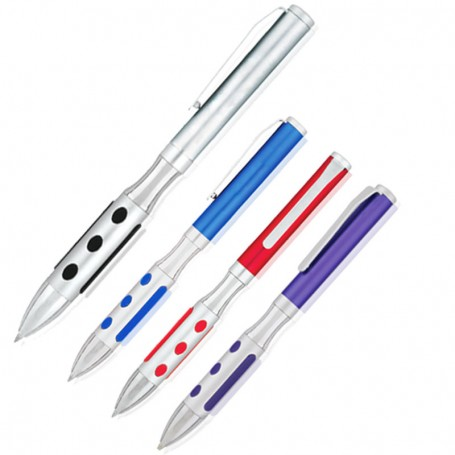 COURANT Ballpoint with Rubber Grip
