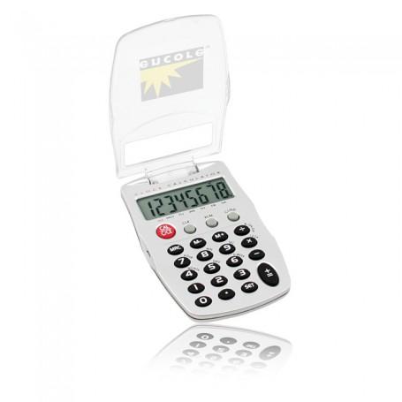 Custom Printed Alarm Clock Calculator