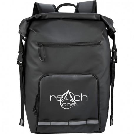 Custom Falcon Rolltop Backpack
