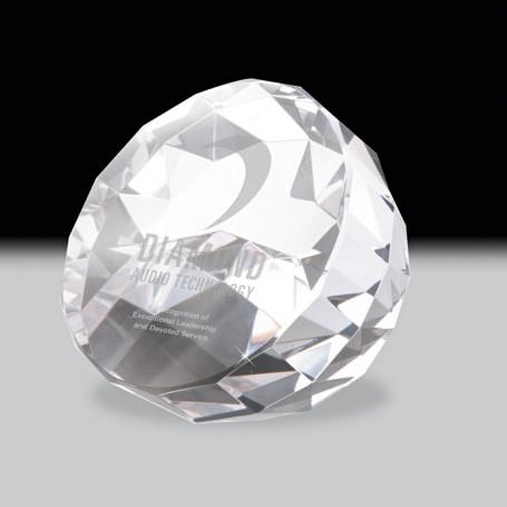Custom Flat Cut Diamond