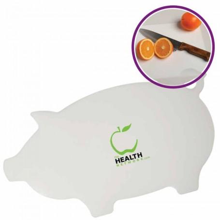 Custom Flex-It Piggy Cutting Board