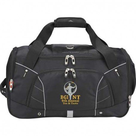 Custom High Sierra Elite Tech-Sport Duffel