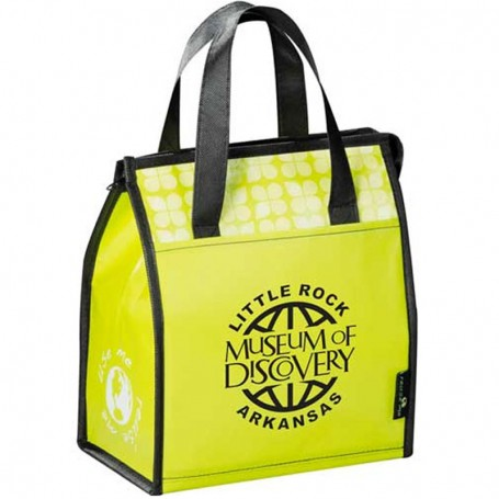 Custom Laminated Non-Woven Lunch Bag