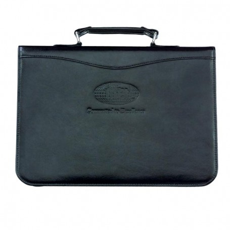 10 x 13.5 Leather Carry Portfolio