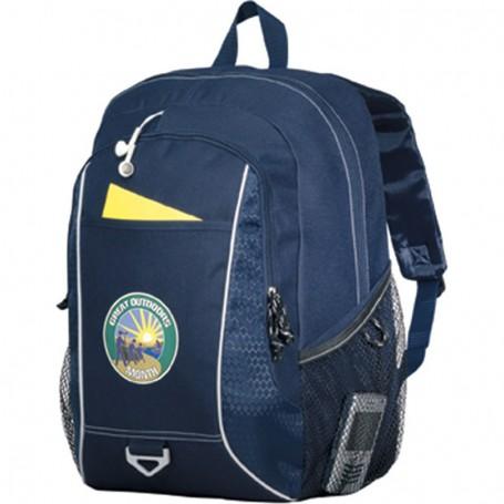 Custom Logo Atlas Computer Backpack