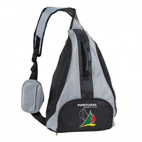 Custom Logo Deluxe Messenger Sling Bag
