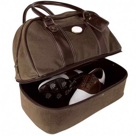 Custom Logo Double-Decker Bag