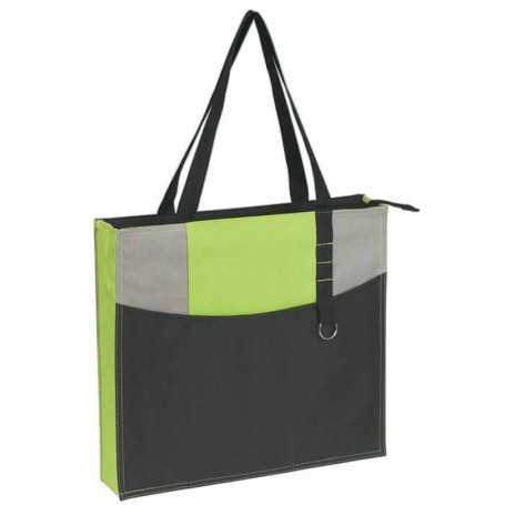 Custom Logo Expo Tote Bag