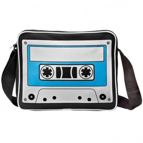Custom Logo Iconic Cassette Tablet Bag