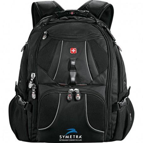 Custom Logo Wenger Mega Compu-Backpack