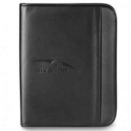 Custom Noble Leather Tablet Stand E-Padfolio