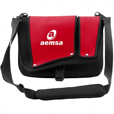 "Custom Printed 15.4"" Neoprene Laptop Bag"