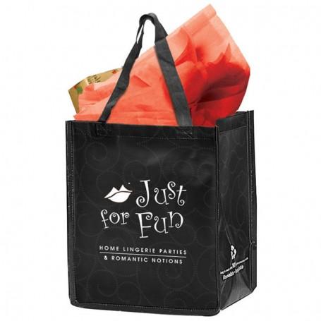 Custom Printed Laminated Eco Gift Bag