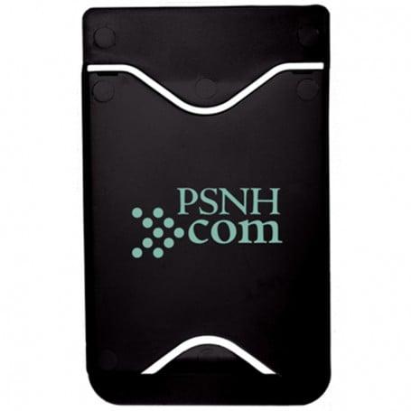 Custom Promo Mobile Device Card Caddy