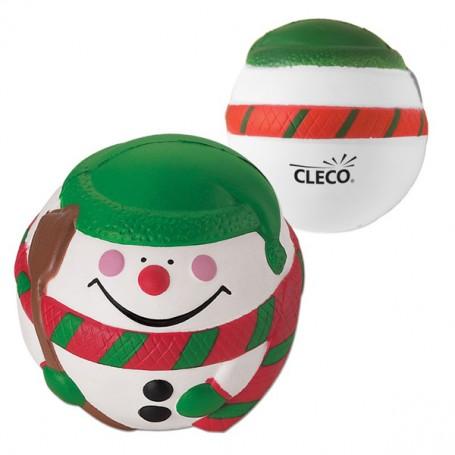 Custom Snowman Stress Reliever