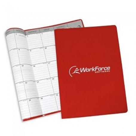 Custom Monthly Flexible Desk Planner