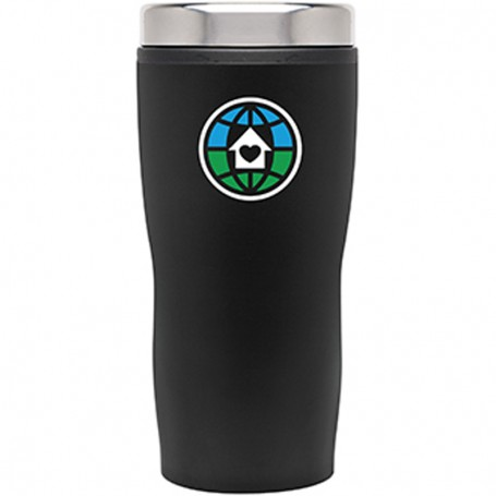 16 oz Stealth Stainless Steel Insulated Tumbler