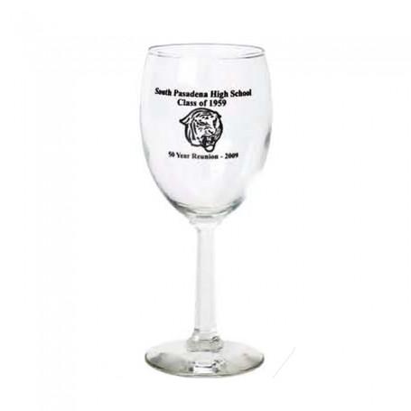 10 oz. Promotional Wine Goblet