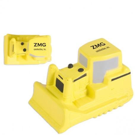Customizable Bulldozer Stress Reliever