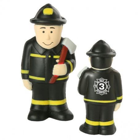 Customizable Fireman Stress Reliever