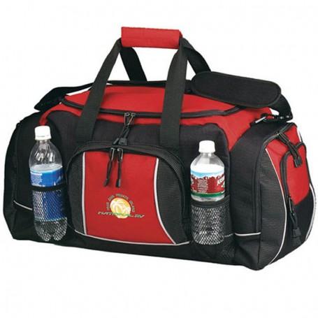 Customizable Sports Duffel Bag