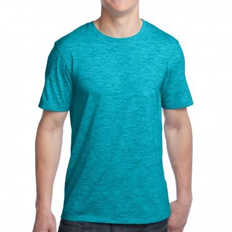 Young Mens Extreme Heather Crew Tee