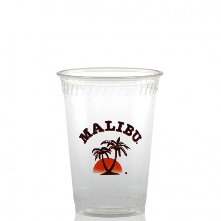 10 oz. Clear Greenware Cups