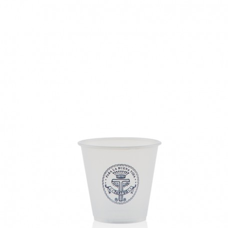 3.5 oz. Soft Sided Frosted Plastic Cups