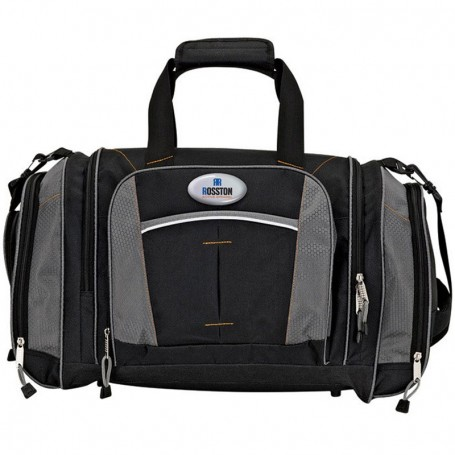 Engraved Large Sports Duffel Bag