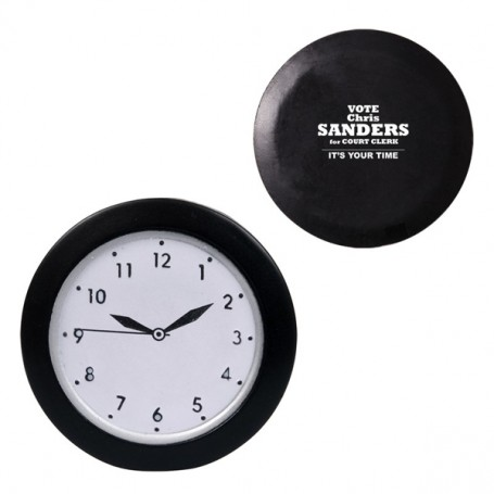 Custom (Analog Wall) Clock Stress Reliever