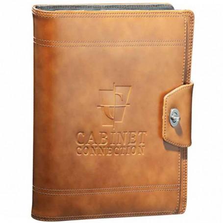 Printed Cutter & Buck Legacy iPad Notebook
