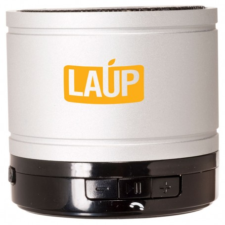 Logo Bluetooth® Cylinder Mini Speaker