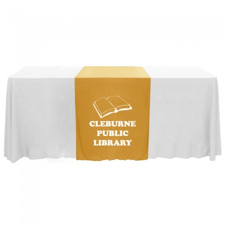 """Personalized Narrow 70"""" Table Runner"""