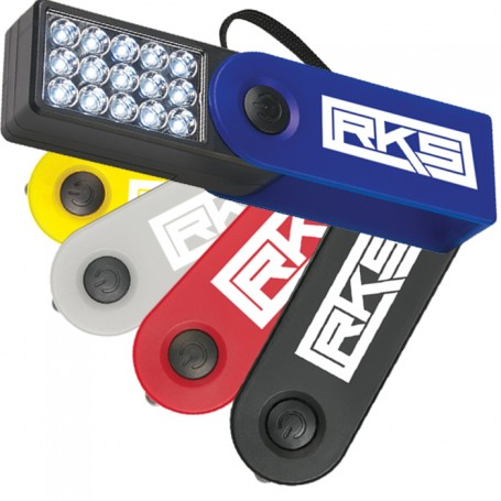 Monogrammed Folding LED Torch Light with Strap