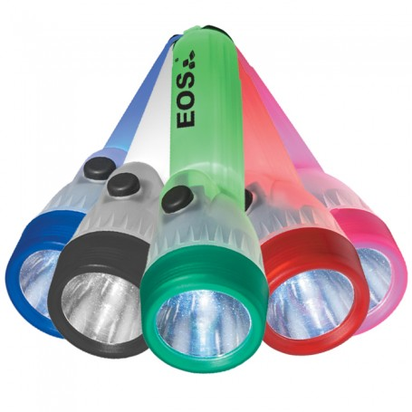 Imprinted Super-Glow Safety Torch