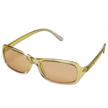 Imprint Clear Yellow Tinted Frames Sunglasses