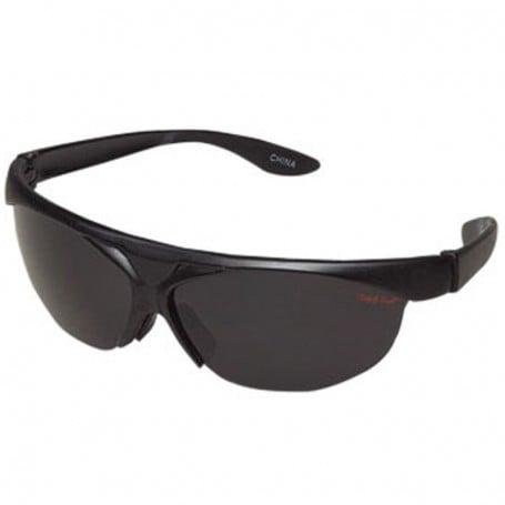 Imprint Sunglasses Wrap Style with Dark Lenses