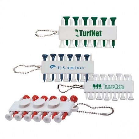 Imprintable Golf Tee Set