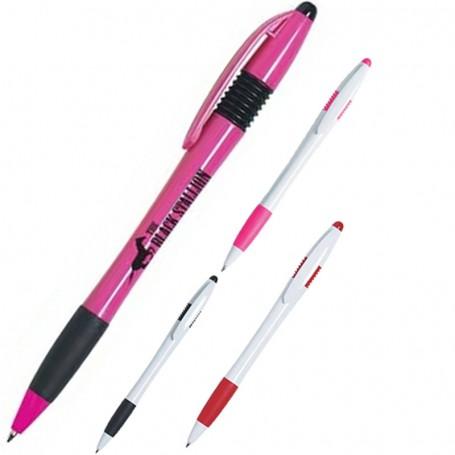 Imprintable Viva Cap Action Pen