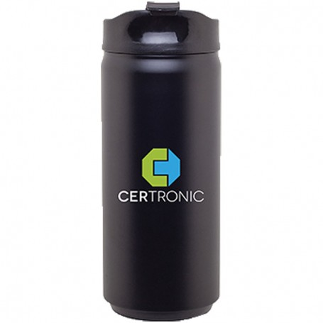 12 oz SS Can Double Wall Stainless Steel Thermal Tumbler