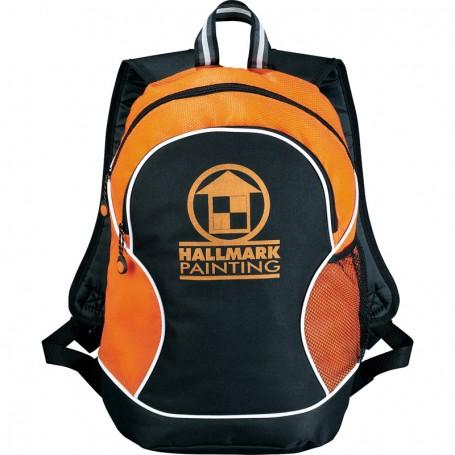 Imprinted Boomerang Backpack