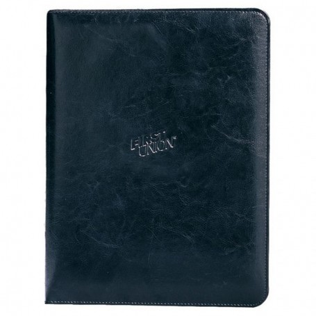 Executive Vintage Leather Padfolio