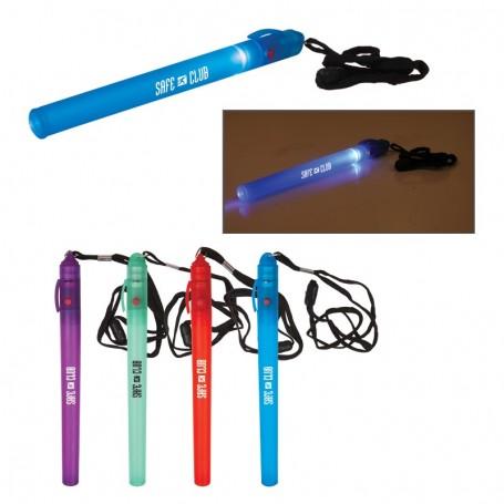 Imprinted Glow Stick Safety Light